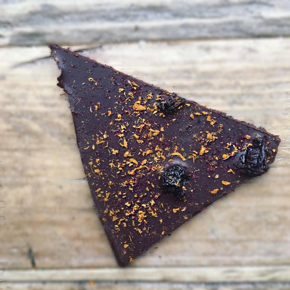 Black Forrest Raw Chocolate