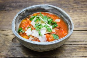 Bean and Tomato Stew