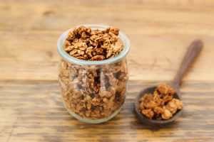 buckwheat groats granola healthy kids breakfast