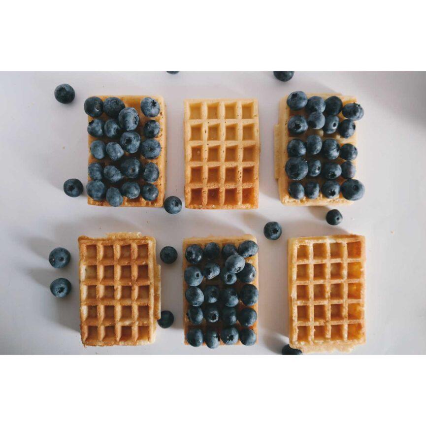gluten free paleo waffles
